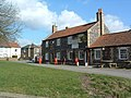 Three Lions Outside Your Pub - geograph.org.uk - 359018.jpg