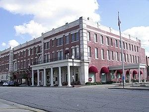 Tifton, Georgia - Tifton City Hall
