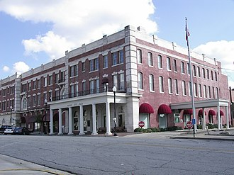 Tifton, Georgia - Tifton City Hall