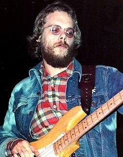 Tim Bogert American musician