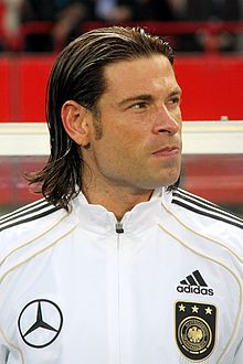 Tim Wiese - the hot, handsome, cheerful,  football player  with German roots in 2017