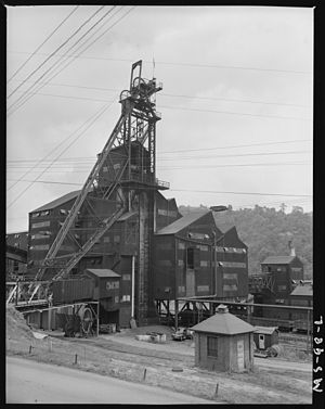 Nemacolin, Pennsylvania - Buckeye Coal Company, 1946