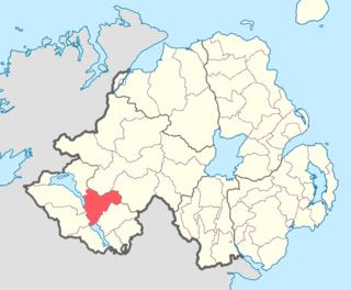 Tirkennedy Place in Northern Ireland, United Kingdom