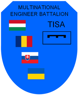 Multinational Engineer Battalion Tisa