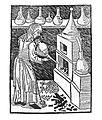 Titelbild. Büchlein von den ausgebrannten Wässern. Ulm 1498 a.jpg