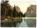 Toblach Lake, Tyrol, Austro-Hungary-LCCN2002711145.tif