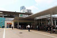 Tokyo Nakano Station North Entrance 20120728.jpg