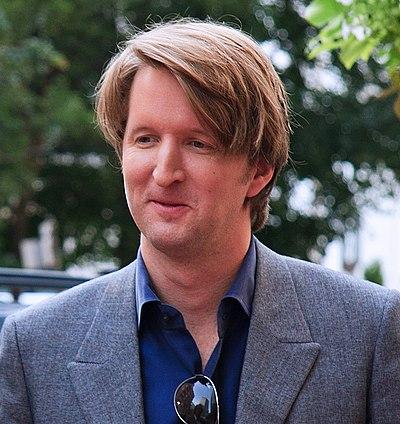 Tom Hooper, British film director