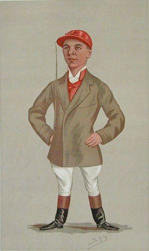 Isinglass (horse) -  Tommy Loates, Isinglass's regular jockey
