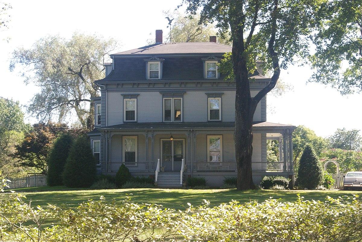 Tom Thumb House Middleborough Massachusetts Wikipedia