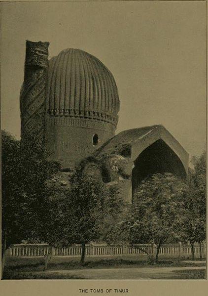 File:Tomb of Timur.jpg