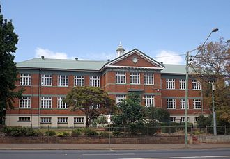 History of Toowoomba, Queensland - Toowoomba South State School was established in 1865