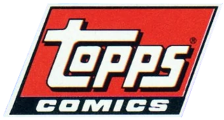 Topps Comics Defunct American comic book publisher