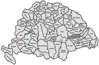 Torda-Aranyos County county of the Kingdom of Hungary