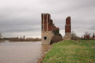 Torksey - Torksey Castle