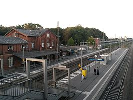 Station Tostedt in 2014
