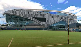 Tottenham Hotspur Stadium Juin 2019, vue de l'Est.jpg