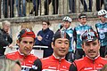 Tour La Provence 2019 - Avignon - présentation des équipes - Trek Segafredo.jpg