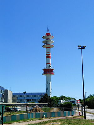 TDF Group - TDF tower near Rennes