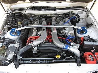 Toyota G engine - Toyota 1G-GTE
