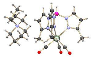 Trispyrazolylborate