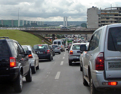 Traffic Congestion Brasilia