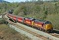 Train near Miskin - geograph.org.uk - 2995565.jpg