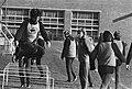 Training Ajax i.v.m. de te spelen Europacup I wedstrijd tegen Bayern Munchen, Di, Bestanddeelnr 931-1271.jpg