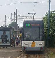 Tram 10 op P+R Schoonselhof.jpg