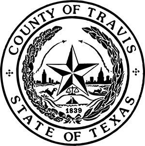 Travis County, Texas - Image: Travis county tx seal