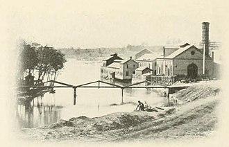 Tredegar Iron Works - Image: Tredagar Iron Works Richmond