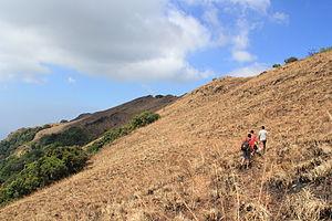 Paithalmala - Trekkers at paithal hills
