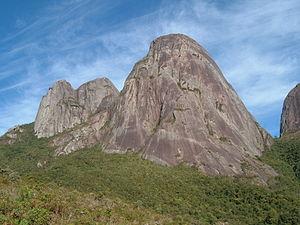 Central Rio de Janeiro Atlantic Forest Mosaic - Image: Tres Picos