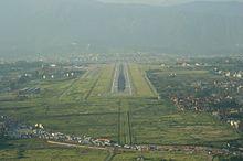 Tribhuvan International Airport - Wikipedia