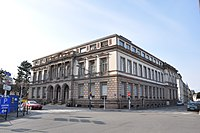 Tribunal de grande instance de Mulhouse; 21 Avenue Robert Schuman.jpg
