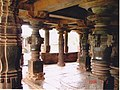 Tripurantakesvara Temple Open Mantapa1 at Balligavi.jpg