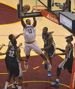 Tristan Thompson against Grizzlies.jpg
