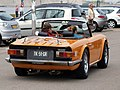Triumph TR6 (1975) , Dutch licence registration TK-51-GR.jpg