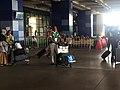 Trolleys à l'aéroport de Accra.jpg