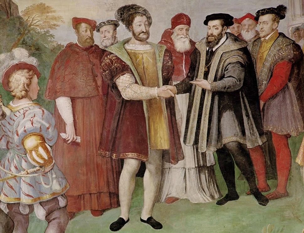 Truce of Nice 1538