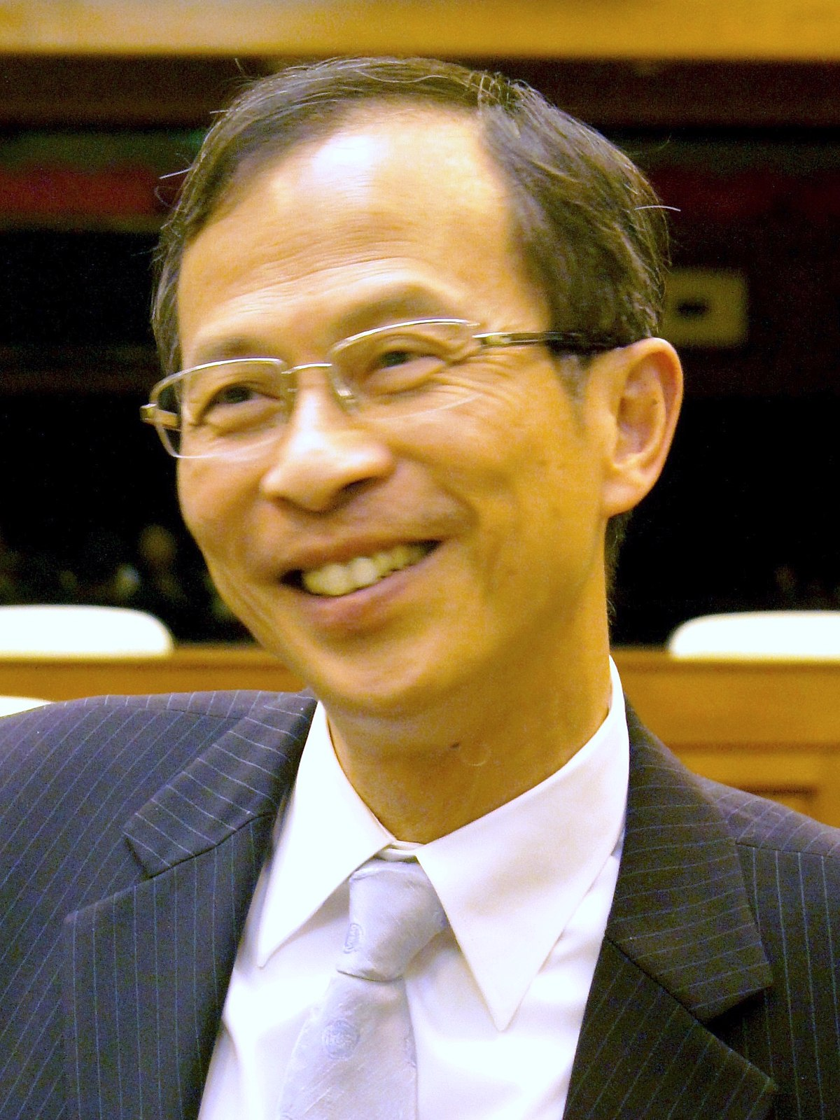 Jasper Tsang Wikipedia