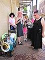 Tumblers at Pride 2010 cart J H.JPG