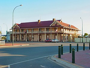 Tumby Bay, South Australia - The Tumby Bay hotel
