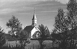 Tunnsjø Chapel - Image: Tunnsjoe kapell Wilse