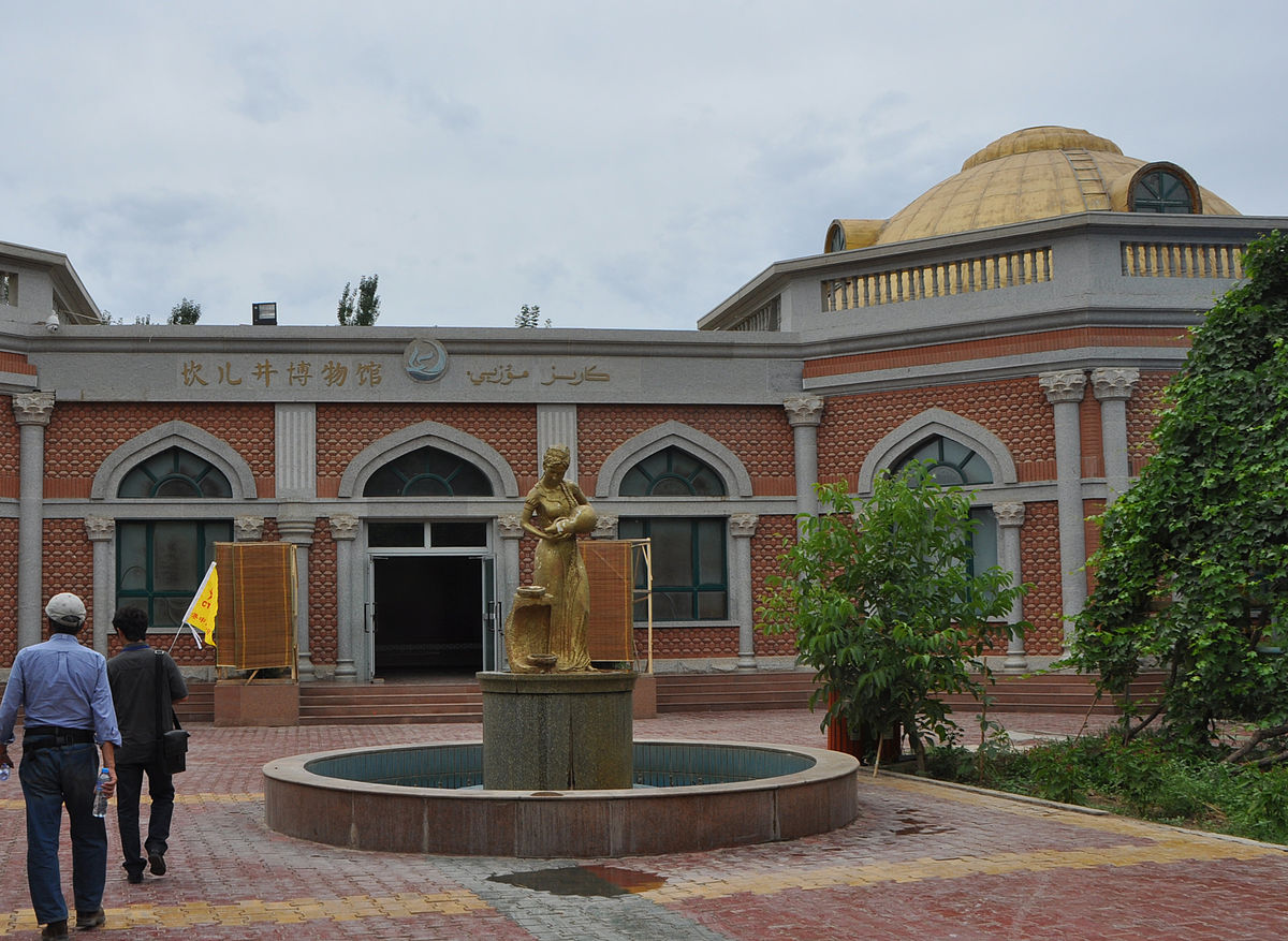 Turpan Karez Paradise Wikipedia