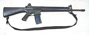 T65 assault rifle - The CSF Type 65 rifle