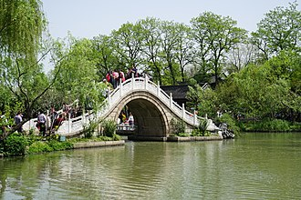 Slender West Lake - Twenty-four Bridges Scenic Area