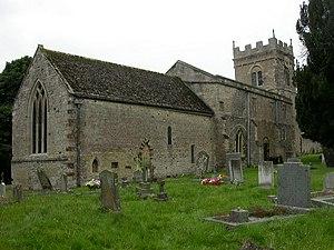 Twywell - Image: Twywell church