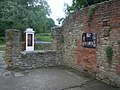 Tyneham - No. 3 The Row - The Post Office - geograph.org.uk - 886489.jpg