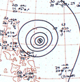 Typhoon Betty analysis 24 May 1961.png